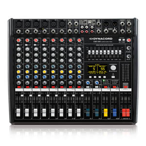 Dynacord CMS600-3 Compact Audio Mixer