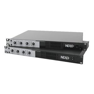 Nexo DTD-AMP4x1.3 4-Channel Amplifier
