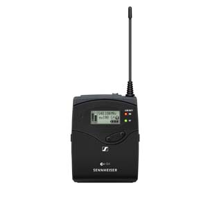 Sennheiser EK 100 G4 (Range E) Wireless ENG Receiver