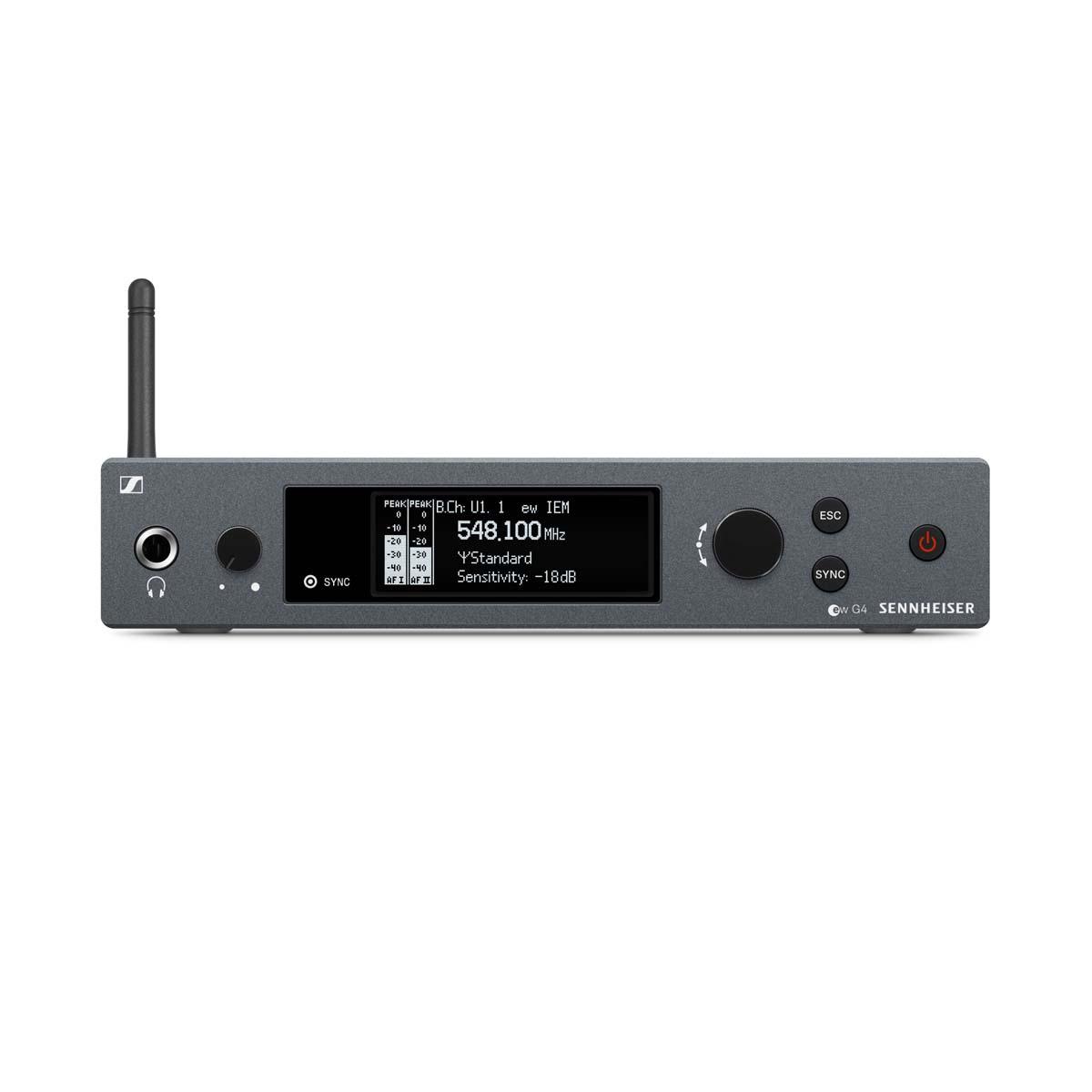 Sennheiser Sr Iem G4 E In Ear Monitoring Transmitter