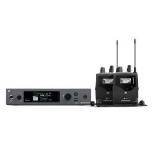 Sennheiser EW IEM-G4-TWIN (Range E) Dual IEM System