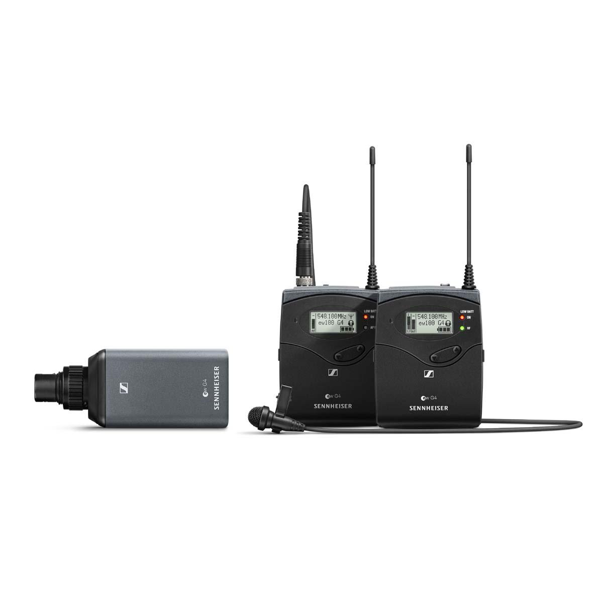 Sennheiser Ew100 Eng G4 Gb Wireless Eng System