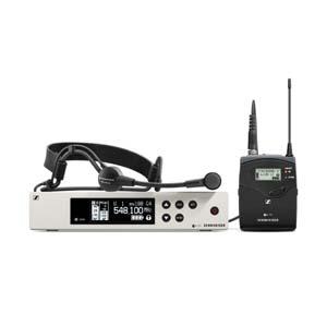 Sennheiser ew 100 G4-ME3 (Range E) Headset Radio Mic System