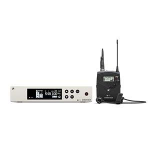 Sennheiser ew 100 G4-ME4 (Range E) Lapel Radio Mic System