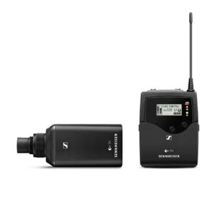 Sennheiser ew 500 BOOM G4 (Range Dw) Plug-On ENG System
