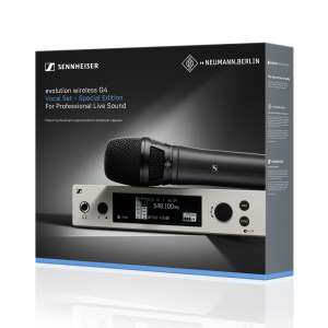 Sennheiser ew 500 G4-KK205 (Range Dw) Handheld Radio Mic System