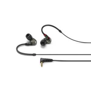 Sennheiser IE400 PRO Smoky Black Earphones