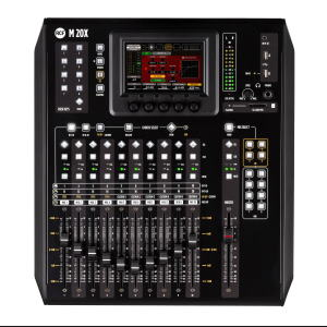 RCF M20X Digital Mixer - 16 Mic Inputs