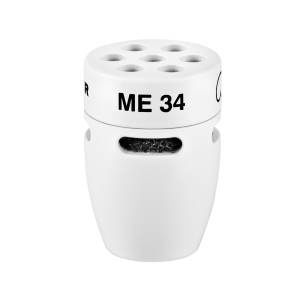Sennheiser ME34W Cardioid Mic Capsule - White