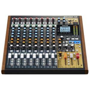 Tascam Model 12 Mixer / Interface / Recorder / Controller