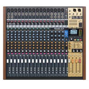 Tascam Model 24 Mixer / Interface / Recorder / Controller