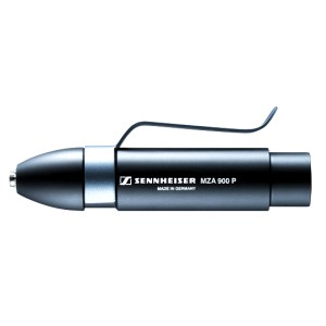 Sennheiser MZA900P XLR Preamp (Locking Minijack Input)