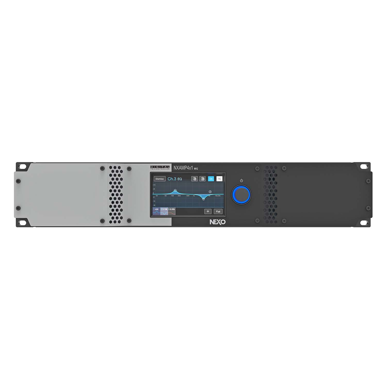 Nexo Nxamp4x1 Mkii Digital Power Amplifier 32 Watt Thumbnail