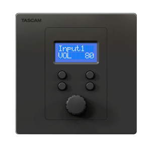 Tascam RC-W100 R86 Wall-Mounted Programmable Controller