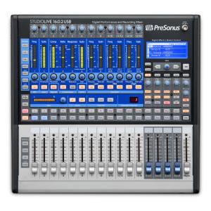 PreSonus StudioLive 16.0.2 USB Performance and Recording Digital Mixer